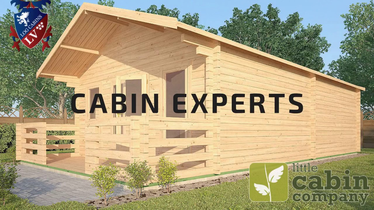 Log Cabins For Sale UK   Little Cabin Company