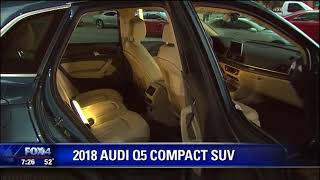 Ed Wallace: Audi Q5
