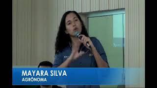 Mayara Silva pronunciamento 09 12 2017