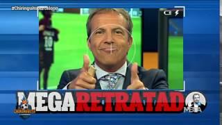 Cristóbal Soria, MEGARETRATADO por sus palabras sobre Neymar