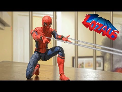 Spider Man Action Series Episode 3 Trailer