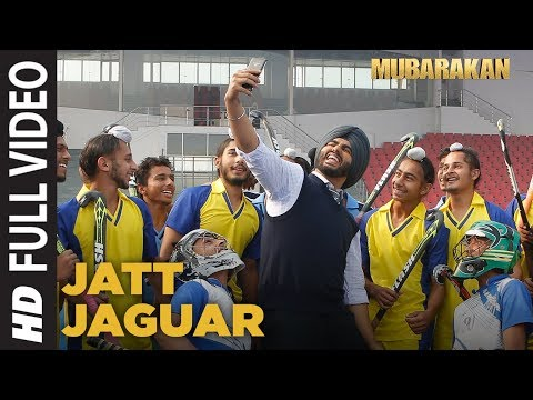 Thumbnail: Jatt Jaguar Full Video Song | MUBARAKAN | Anil Kapoor | Arjun Kapoor | Ileana D'Cruz | Athiya Shetty