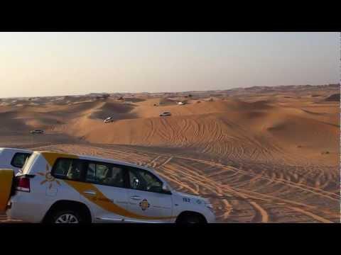 Desert Safari and Dune Bashing Abu Dhabi 1080p HD