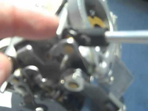 Yamaha Outboard Carburetor Drain Screw