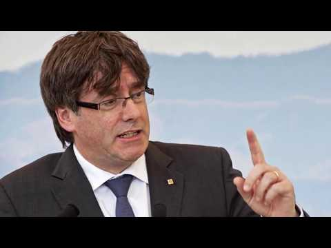 Breaking News Today | Puigdemont stays away as ousted Catalonia deputies attend court | Spain News