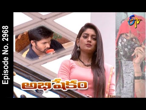 Abhishekam   21st July 2018   Full Episode No 2968   ETV Telugu