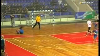 Матч за гандбольный Суперкубок в Краснодаре посмотрели 2,5 тыс. человек