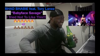 "BHAD BHABIE feat. Tory Lanez ""Babyface Savage"" (Official Video) REACTION"