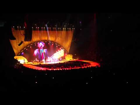 Raw Video: The Last Time By The Rolling Stones with Win Butler of Arcadefire (Clip)