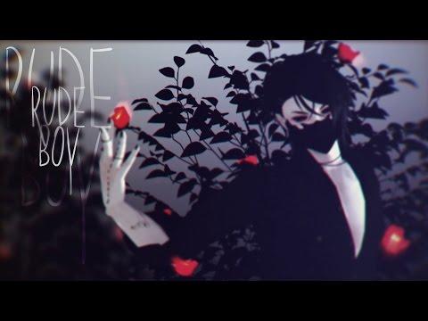 【MMD】 Ame「RUDE BOY」 【HD・60fps】