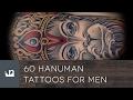 60 Hanuman Tattoos For Men