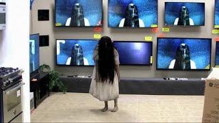 УЖАС!!! #Девочка из фильма