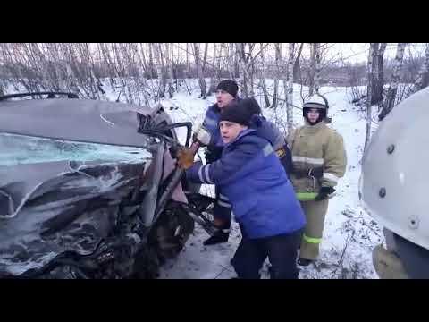 ДТП в Тамбовской области 7 января