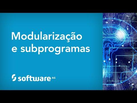 Modularização e subprogramas
