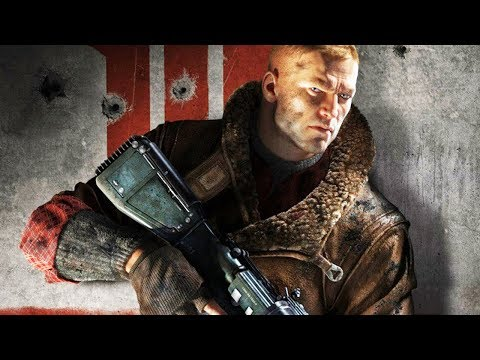WOLFENSTEIN 2: THE NEW COLOSSUS All Cutscenes (Game Movie) 1080p HD