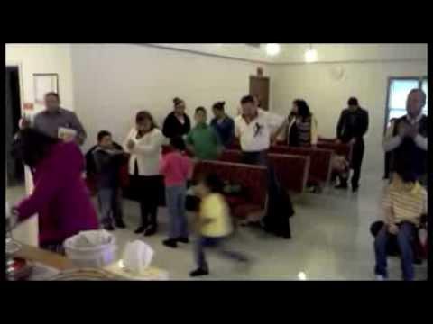EL-SHADDAI TEMPLO DE ALABANZA LAWRENCE KS ANIVERSARIO 2013