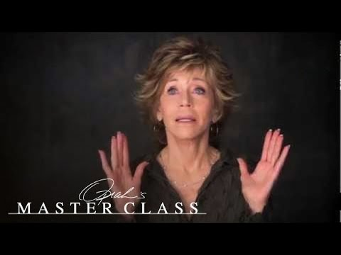 Jane Fonda on Learning to Forgive Yourself  Oprah's Master Class  Oprah Winfrey Network