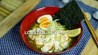 Lobster Shio Ramen