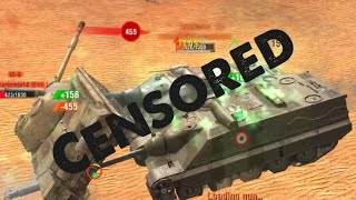 WoT Blitz - Foch Ramming Edition (MAD GAMES)