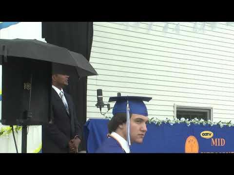Mid Vermont Christian School Graduation June 6, 2020