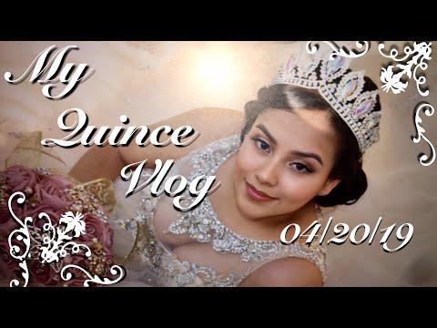 My Quince Vlog | Vanessa Ortiz