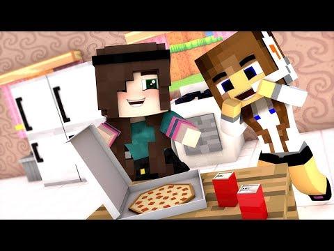 Minecraft: FAZENDINHA #14 - DECORANDO NOSSA COZINHA! FICOU LINDA!!  | FLOKIIS |
