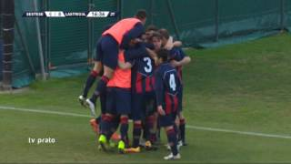 Sestese-Lastrigiana 1-1 Eccellenza Girone B