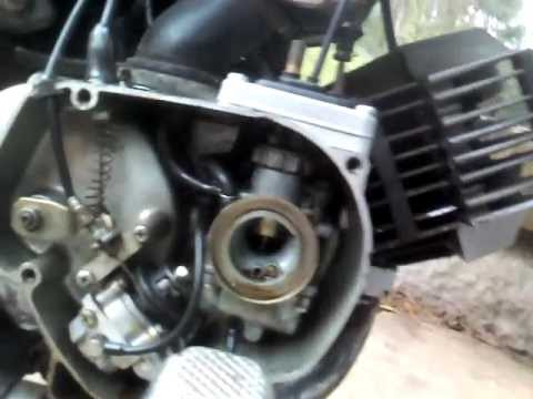 yamaha yb100 getting her running after 10 years part 2 of 4 the rh youtube com Yamaha YBR 125 Neos 100 Yamaha Yn
