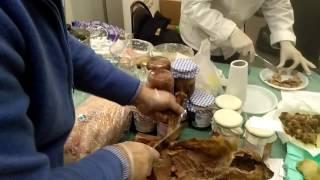 «ЭкоГородЭкспо-2016». Как ели экологически чистых гуся и индейку