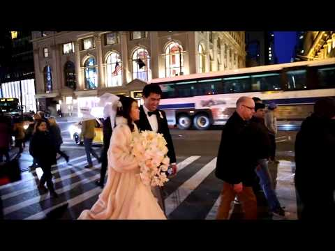 New York City Wedding Video Hart to Heart Media Videographer