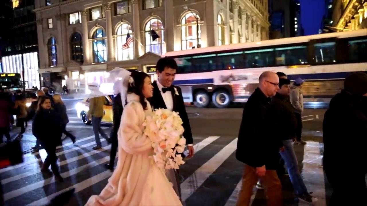Elegant Asian Wedding at University Club in New York City
