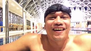 Belajar berenang untuk pemula khusus gerakan kaki( kick) Bilingual( learn about kick for swimmers) thumbnail