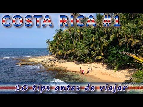 Costa Rica #1: Los 10 consejos imprescindibles antes de viajar