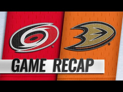 Brian Taylor - 'Canes Back On Winning The Track Beating The Ducks