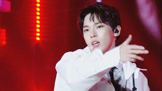 NCT127, 폭발적 에너지의 군무 돋보이는 'Cherry Bomb Remix' @2017 SBS 가요대전 1부 20171225