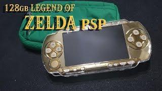 128gb Legend of Zelda PSP