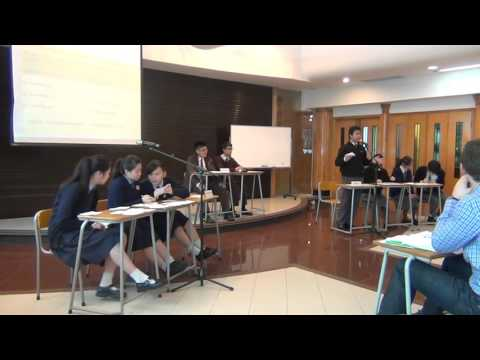 Shanghai – Hong Kong Cultural Exchange and Debating Competition Day2 01 part1