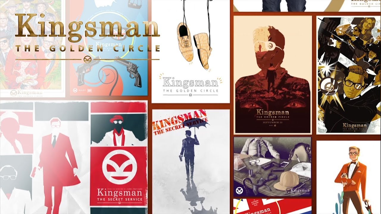 Kingsman: The Golden Circle | Kingsman Fan Art | 20th Century FOX