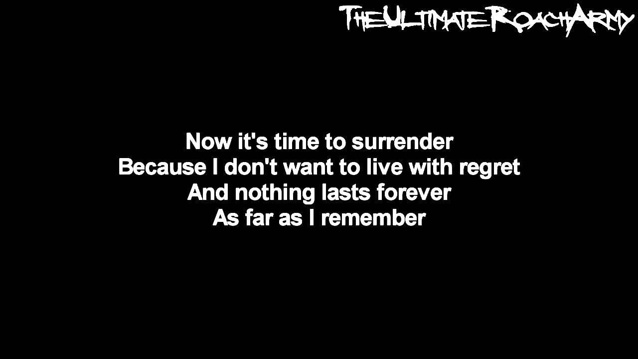 i remember i remember