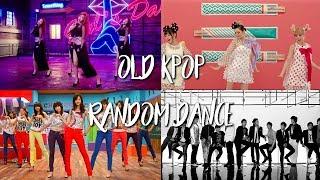 OLD KPOP RANDOM DANCE CHALLENGE