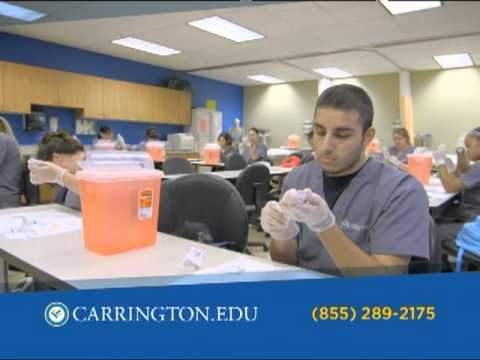 Carrington College SOAR Commercial