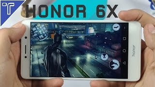 Honor 6x Gaming Review With Overheating Check