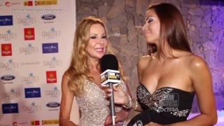 Ana Obregón / Rebeca Liscano / Starlite Gala