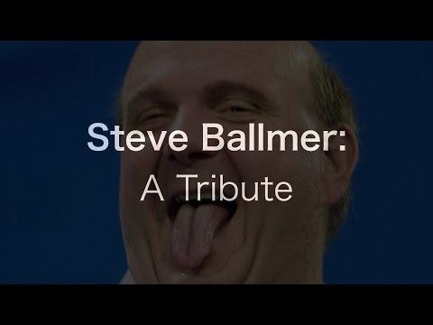 Steve Ballmer: A Tribute | The PowerPC Hub