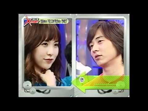[EngSub] Andy (shinhwa) vs Mi Youn (Baby V.O.X.)