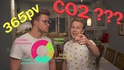 Maailmanympärimatka ja hiilidioksidipäästöt