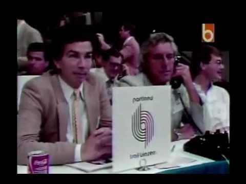 1984 NBA Draft Sam Bowie(2nd pick)