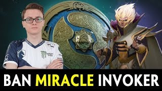 Miracle Invoker One Man Show — The International 2017