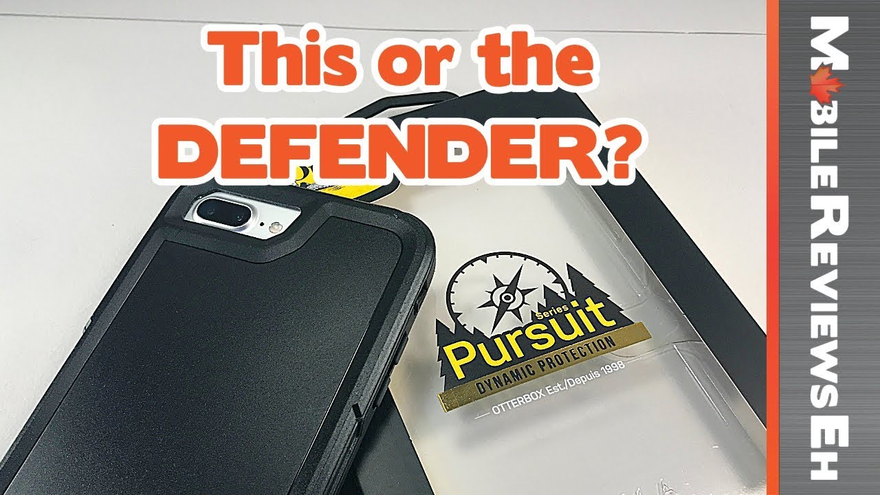 reputable site 77637 24a34 How TOUGH is it? Otterbox Pursuit Review for iPhone 7 and 7 Plus