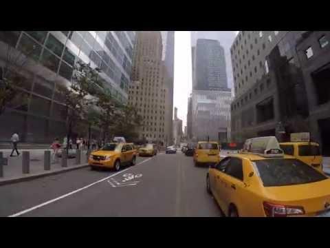 Manhattan, New York, NY. City tour-Part-2. WTC, Wall st. Fatih Aksoy